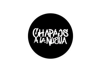 Logo Chapaos a la nueva