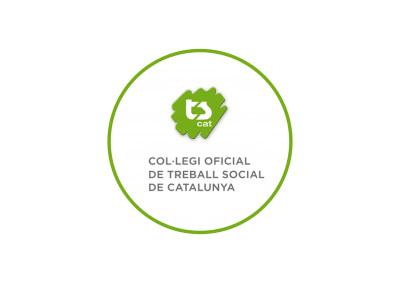 Logo Col·legi Treball Social Catalunya