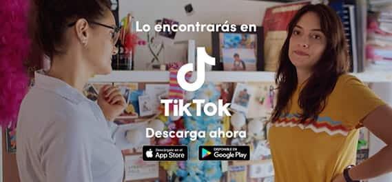 Publicidad para TikTok