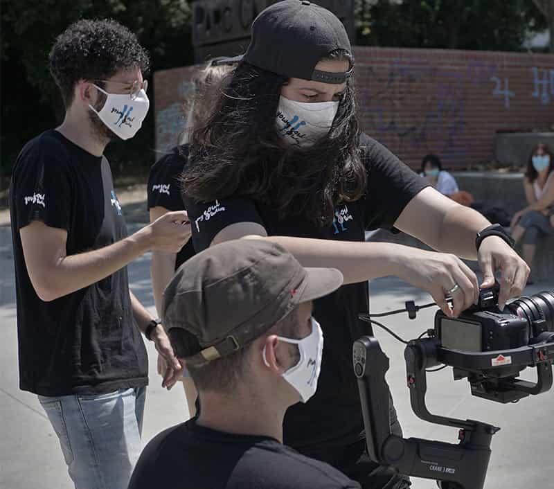 Equipo productora audiovisual Barcelona